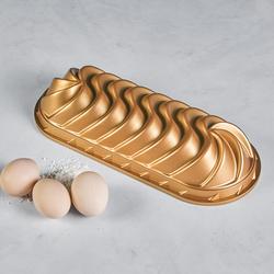 Emsan Lavin Gold Large Baton Kek Kalıbı
