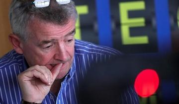 Michael O'Leary zezwolił na związki zawodowe w Ryanair