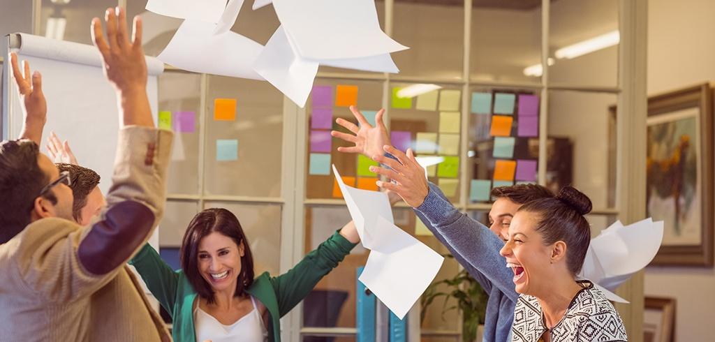 Mity na temat motywowania pracowników.
