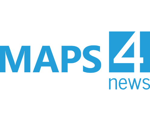 Maps4News-logo-Blue