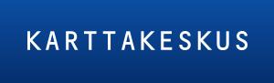 Karttakeskus logo paikkatiedon suunnannäyttäjä