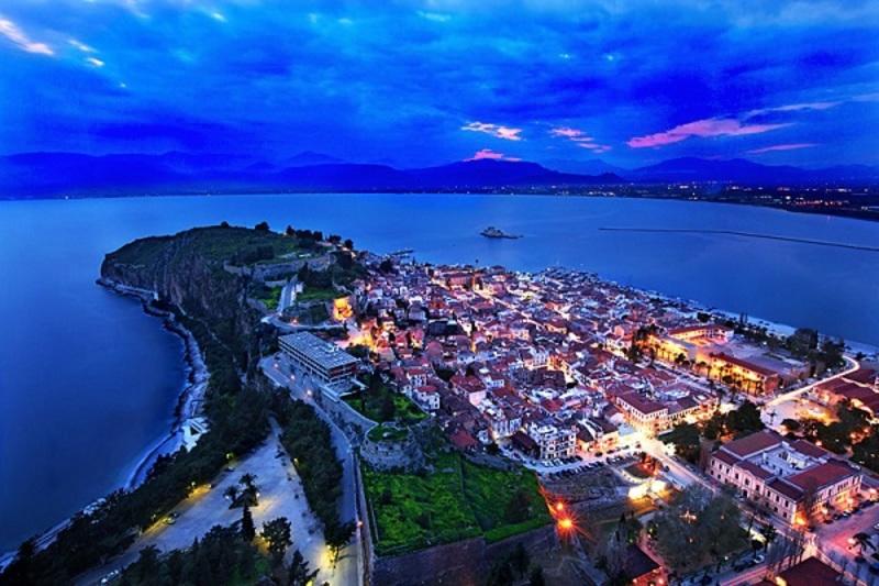 Нафплион, Греция