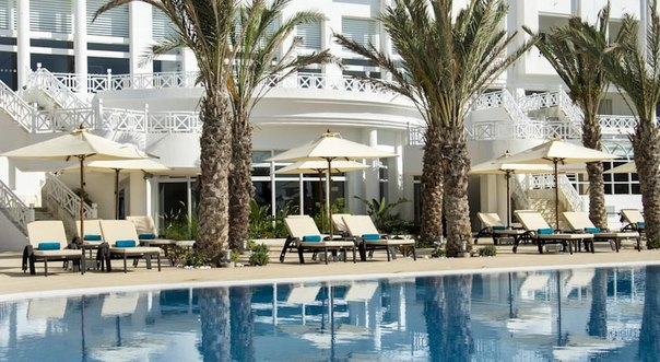 Radisson Blu Resort and Thalasso Hammamet