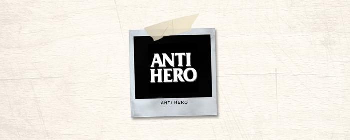 Anti Hero Brand Header