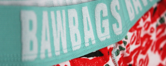 Bawbags Brand Header
