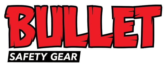 Bullet Brand Safety gear pad set combo helmet