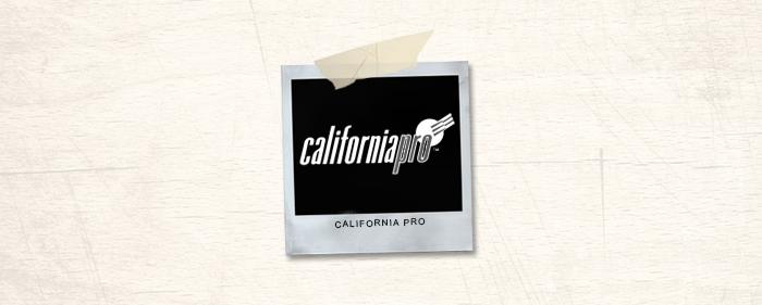 Cali Pro Brand Header