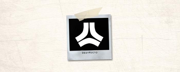 Destructo Brand Header