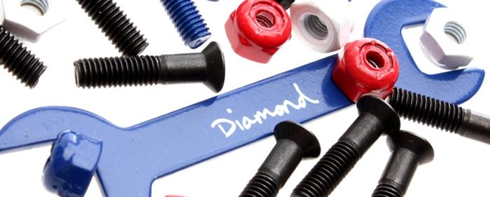 Diamond Brand Header