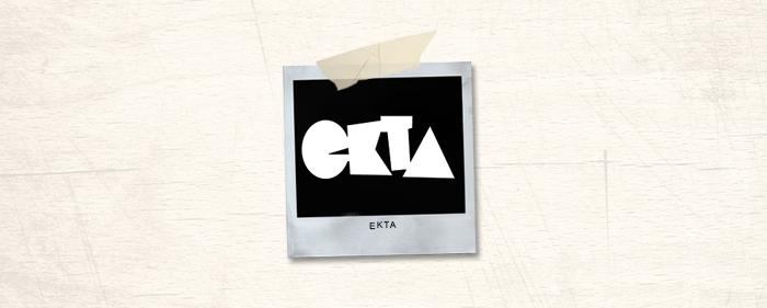 Ekta Brand Header
