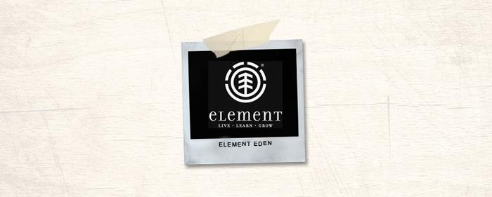 Element Eden Brand Header