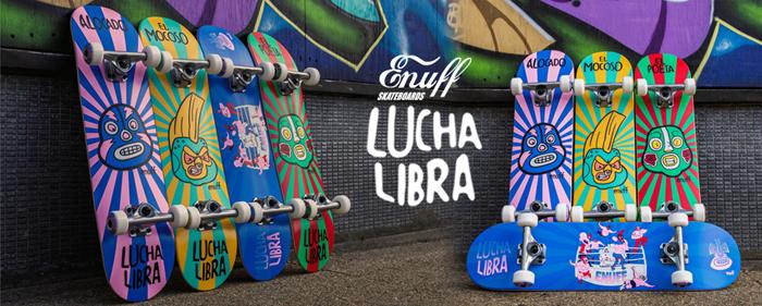 Enuff skateboards skate completes skateboarding