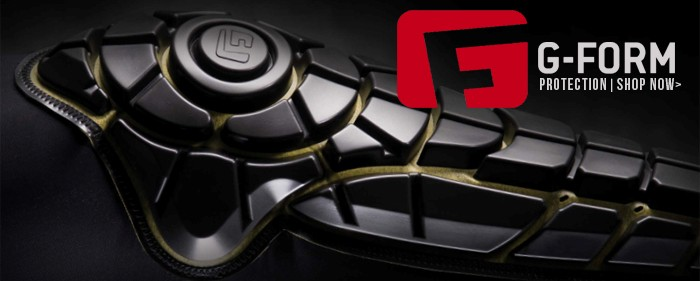G-Form Brand Header