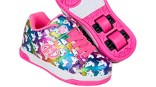 Heelys dual up rainbow unicorn gr8 split veloz