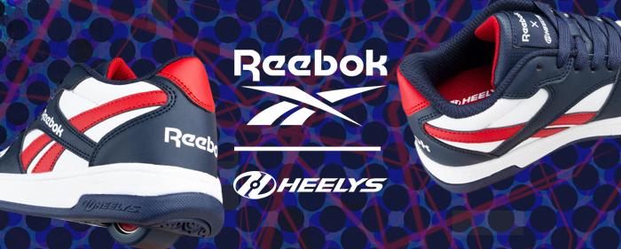 Heelys Reebok Heelies heely wheeled shoe