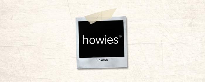 Howies Brand Header