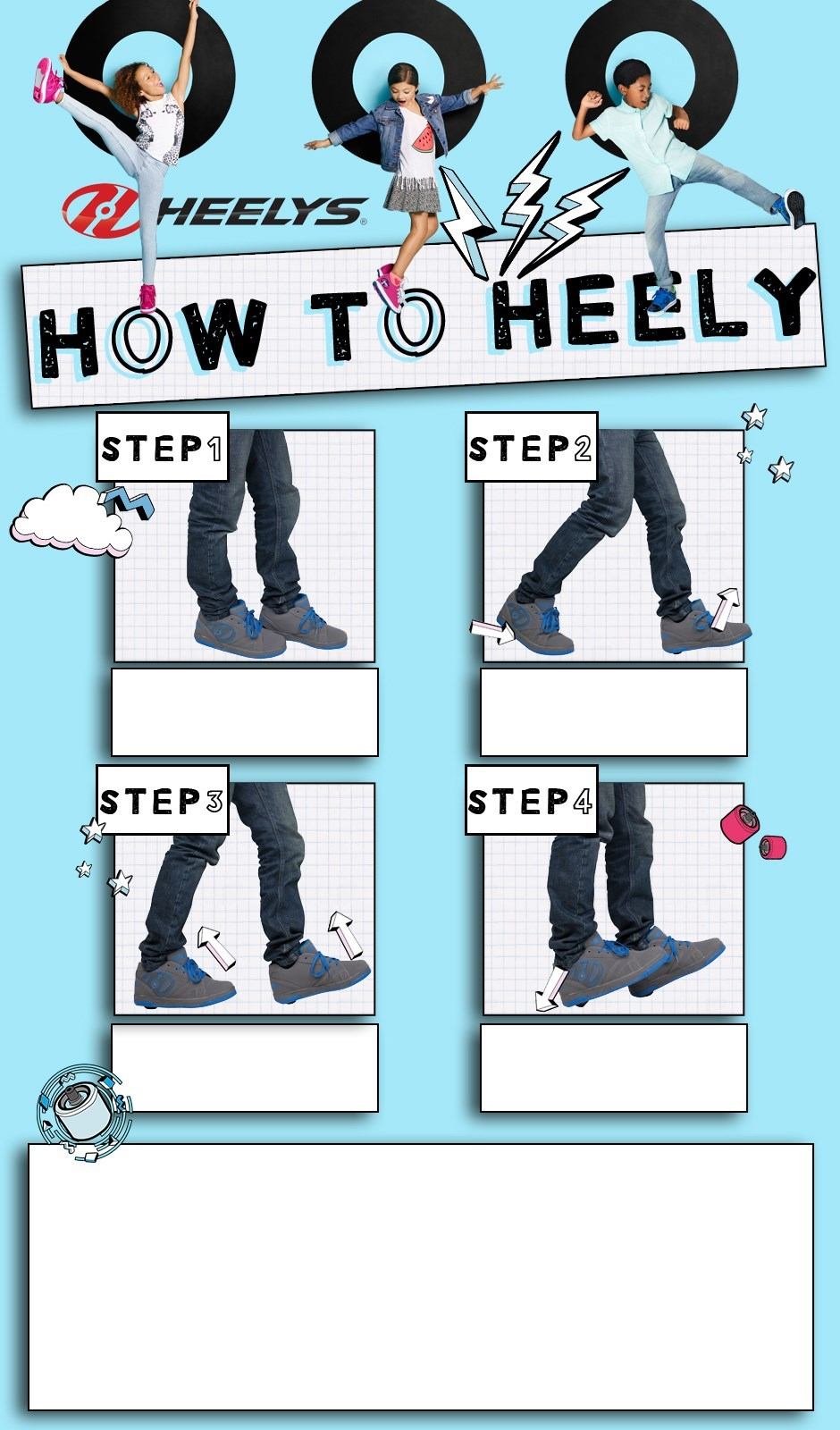 How to Heely