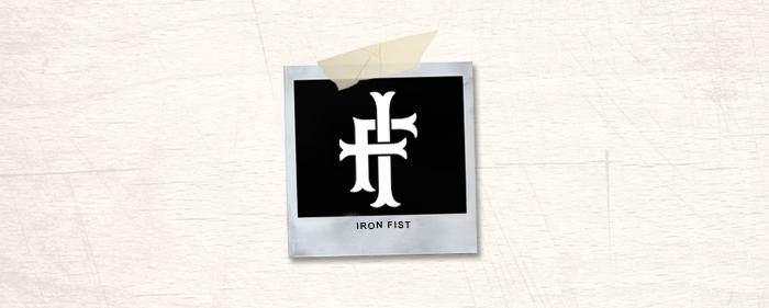 Iron Fist Brand Header