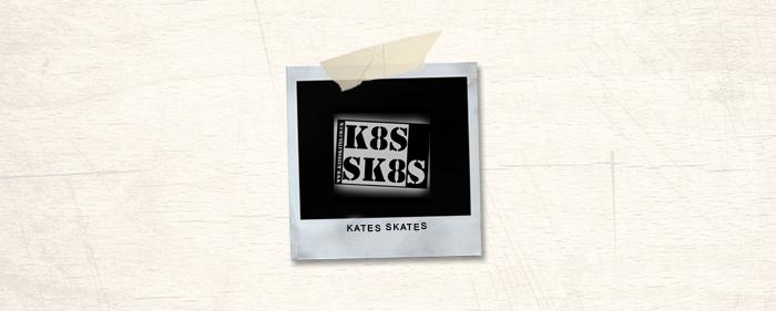 Kates Skates Brand Header