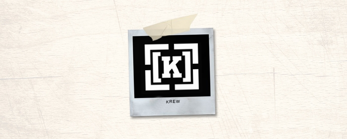 Krew Brand Header