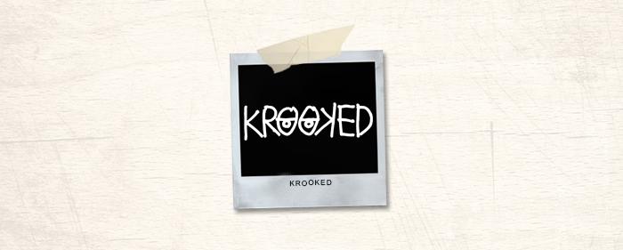Krooked Brand Header