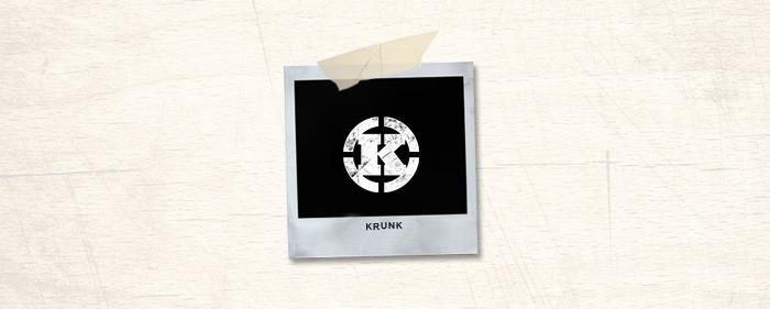 Krunk Brand Header