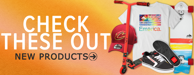 Shop the Latest Products at Kateskates
