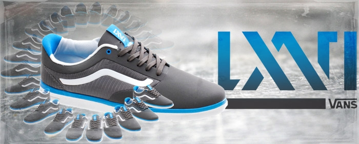 Vans LXVI Brand Header