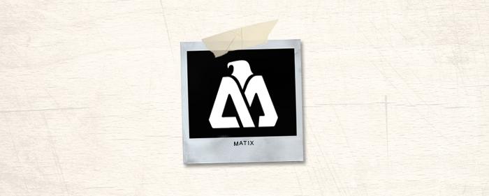 Matix Brand Header