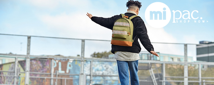 Mi Pac back to school college backpacks