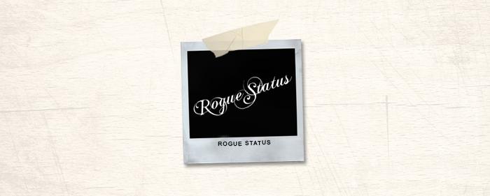 Rogue Status Brand Header