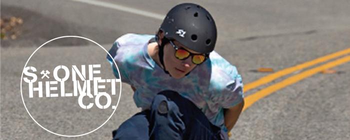 S1 Helmets skateboard longboard derby