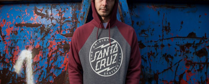 Santa Cruz Brand Banner