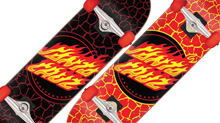 Santa Cruz Classic Dot complete skateboard