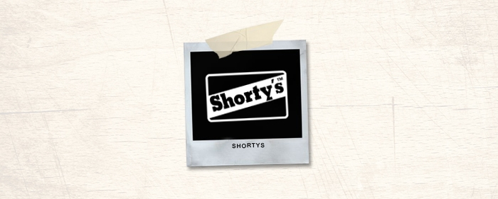Shortys Brand Header