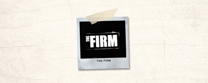 The Firm Brand Header
