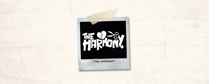 The Harmony Brand Header