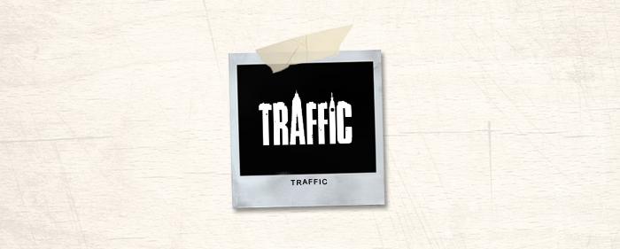 Traffic Brand Header