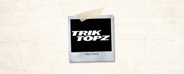 Trik Topz Brand Header