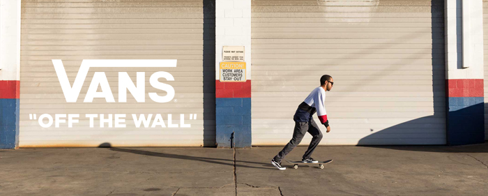 Vans Off the wall skate surf lifestyle