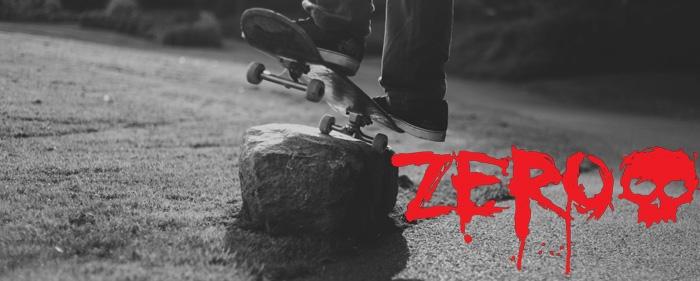 Zero Brand Header