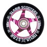 Ninja Star Alloy Core Scooter Wheel and Bearings - Pink