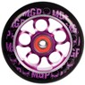 MGP Aero Skull 100mm Scooter Wheel  inc Bearings - Purple