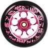 MGP Aero Skull 110mm Scooter Wheel Including Bearings - Pink