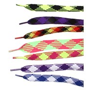 Crazy Rollerskate Laces