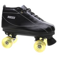 BWG Leather Quad Roller Skates