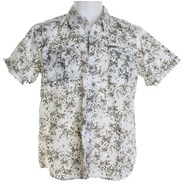 Bush S/S Shirt - Silver