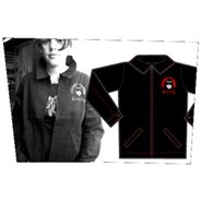 Emily Spraypaint Logo Jacket