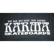 Karma Logo T-Shirt