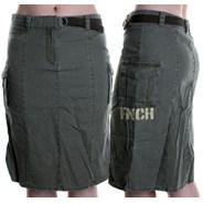 Teba Military Skirt